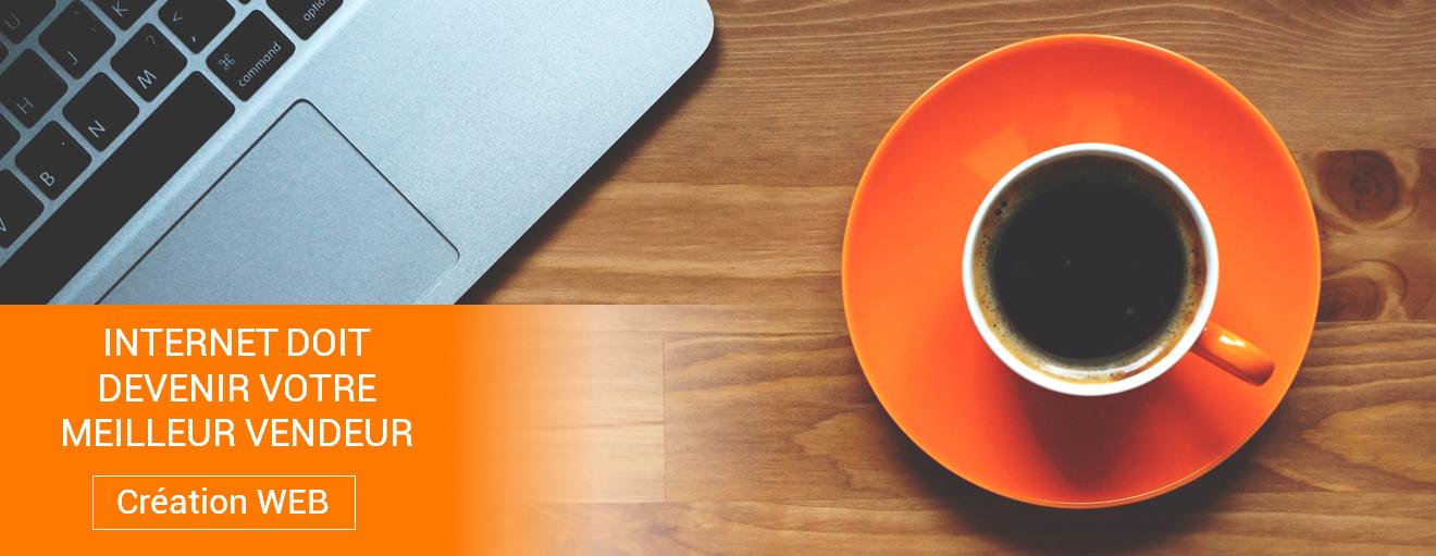 tasse de café ordinateur